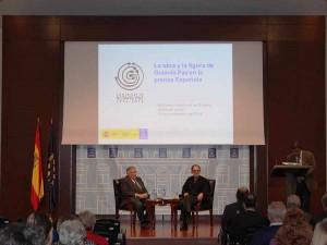 Luis María Anson_Tulio H. Demicheli y Carlos Alberdi