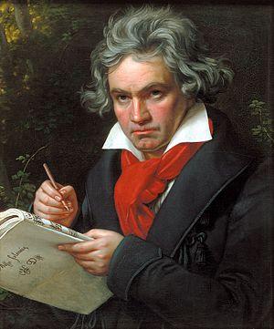 Beethoven por J.K.Stieler