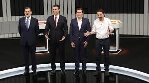 Debate de los 4